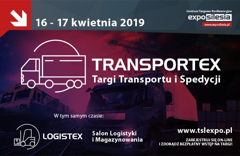 GSPD PATRONEM MERYTORYCZNYM TRANSPORTEX 2019