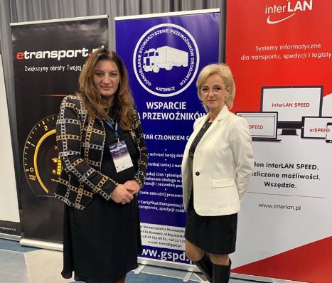 Relacja z Transport Manager Meeting Katowice 2020